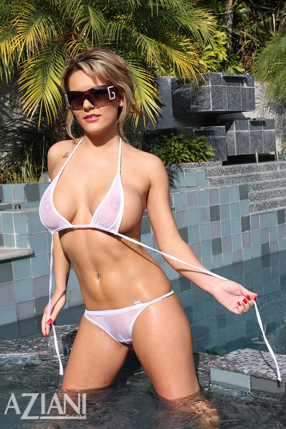 String itsy bitsy myself fabulous: bikini