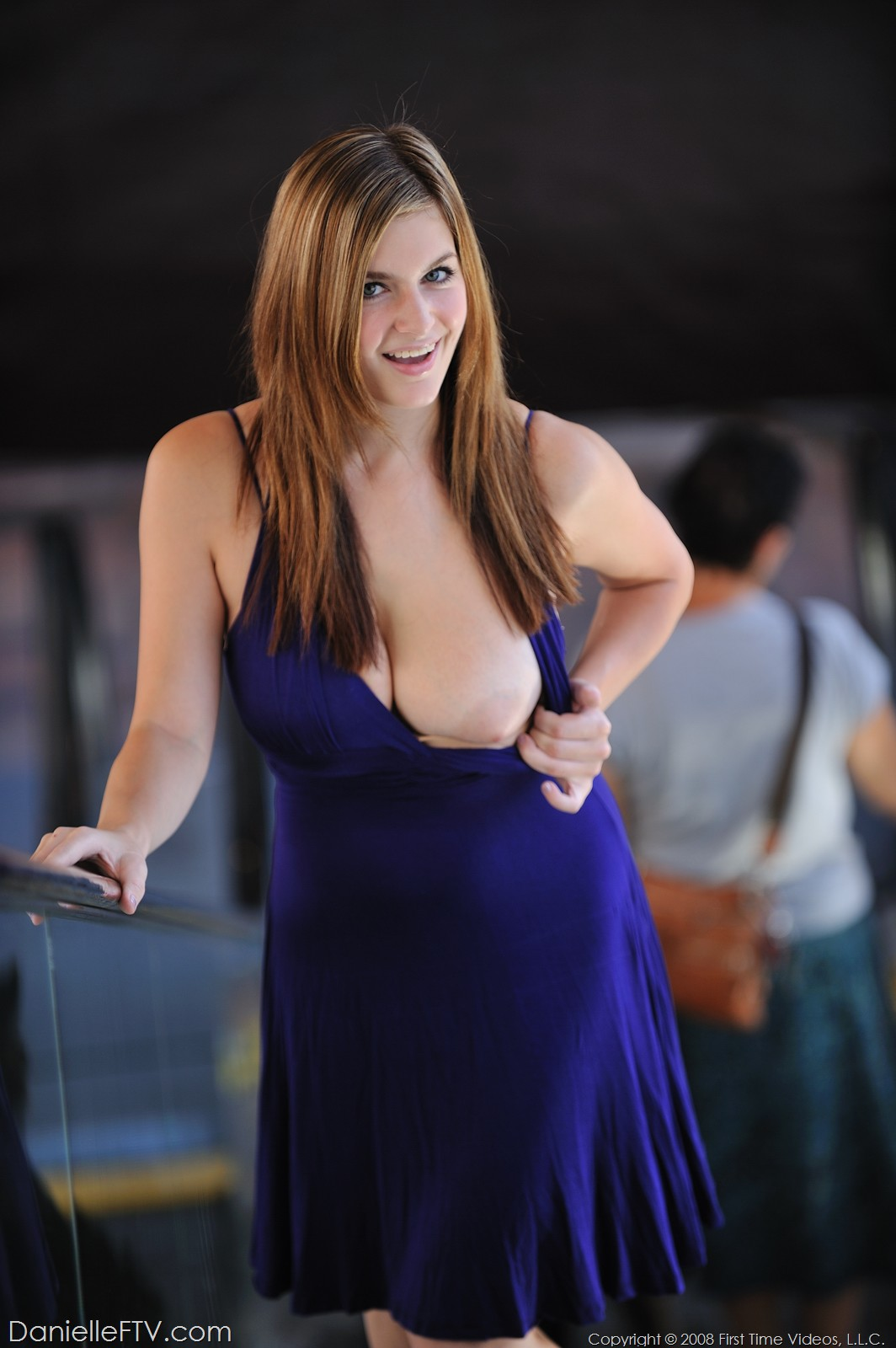 Big tits danielle ftv girls